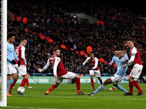 Wenger: Gol Kedua City 100% Offside