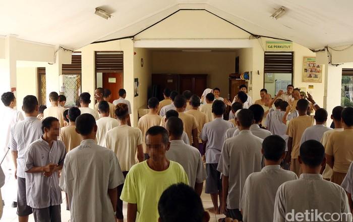 RSJ Soeharto Heerdjan memiliki kapasitas 300 tempat tidur rawat inap. (Foto: Rifkianto Nugroho/detikHealth)