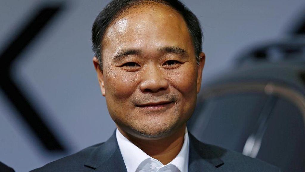 Ini Dia Li Shufu, Saingan Elon Musk dari China