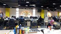 Kantor Baru dan Harapan Baru tiket.com