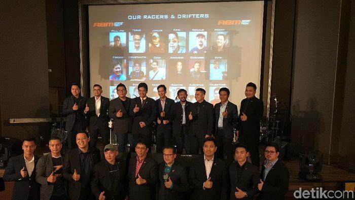 ABM Motorsport luncurkan tim baru di 2018 (Resha Pratama/detikSport)