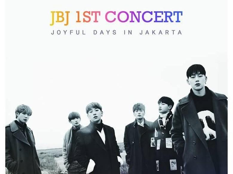 Pengumuman! JBJ Konser di Jakarta April