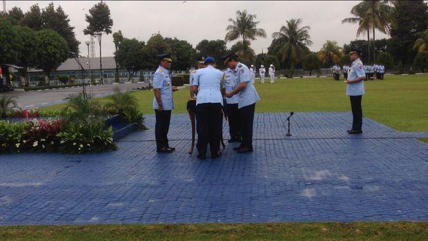 Kolonel Pnb Mohamad Tonny Harjono resmi menjabat Danlanud Halim Perdanakusuma