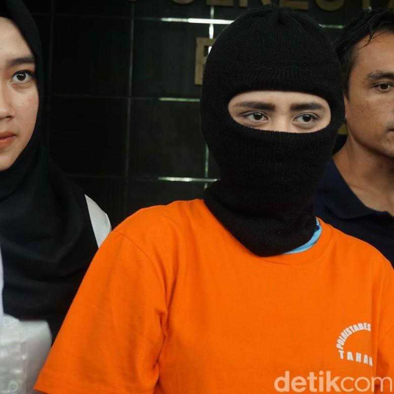 Polisi Bekuk Princess Bong di Bandung