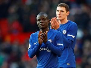 Chelsea Petik Pelajaran dari Kekalahan di Old Trafford
