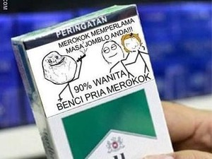 Kumpulan Meme yang Kena di Hati, Sindiran Keras Buat Berhenti Merokok