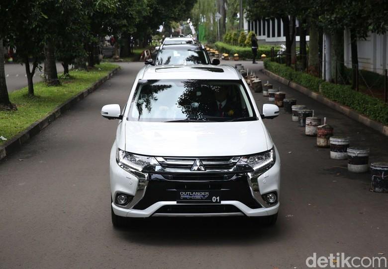 Mitsubishi Outlander PHEV. Foto: Mitsubishi
