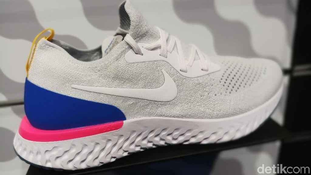 Nike Epic React Flyknit yang Memantul nan Tangguh