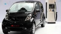 Mitsubishi Setop Produksi Mobil Listrik Pertamanya