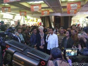 Prasetio: Jokowi Kini Tak Berani Bawa Tamu ke Tn Abang karena Kumuh