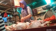 Usai Rapat Pangan, Mendag: Harga Daging Ayam Naik Turun