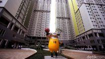 Foto: Siap 99,9%, Yuk Lihat dari Dekat Wisma Atlet Kemayoran