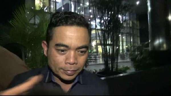 Ketua DPRD Lampung Tengah Irit Bicara Usai Diperiksa KPK