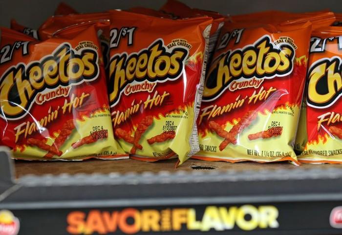 Kisah Panjang Di Balik Snack Flamin Hot Cheetos Akan Diangkat