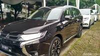 Mobil listrik tersebut juga tampak gagah dan tampak layaknya mobil berbahan bakar minyak (BBM).