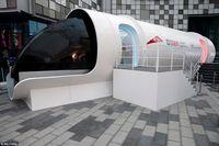 Menjajal Hyperloop, Kereta Kecepatan Ribuan KM per Jam