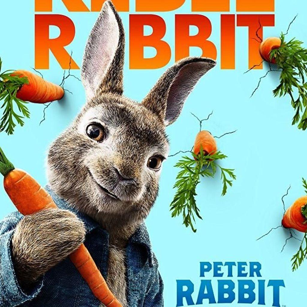 Peter Rabbit: Petualangan Para Kelinci Liar yang Menggemaskan