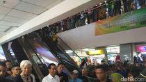 Video Kehebohan Jokowi dan Bos IMF di Pasar Tanah Abang