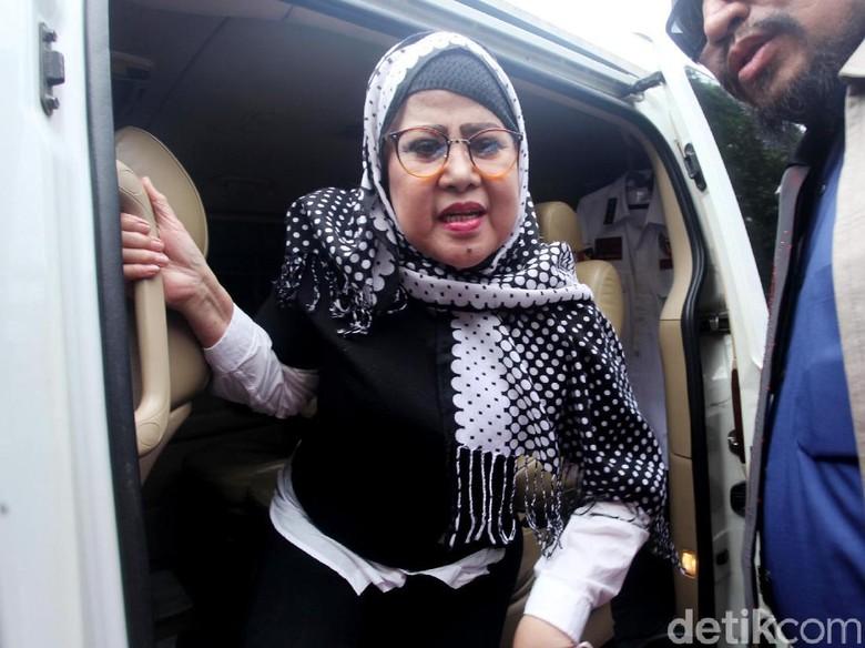 Elvy Sukaesih Ogah Pasrah Digugat Rp 2,5 M dan Rumah Terancam Disita
