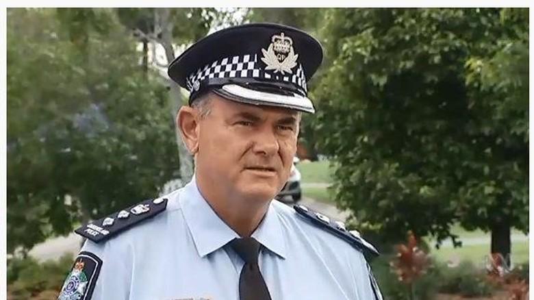 Ancam Polisi, Seorang Pria Tewas Ditembak Polisi di Brisbane
