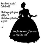 Muncul Tren Diet untuk Mendapatkan Berat Badan ala Cinderella, Amankah?