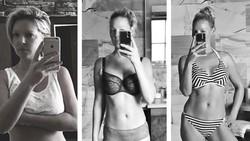 Kayla Itsines adalah pelatih kebugaran asal Australia pendiri program latihan Bikini Body Goals (BBG). Program ini disukai banyak orang termasuk para artis.