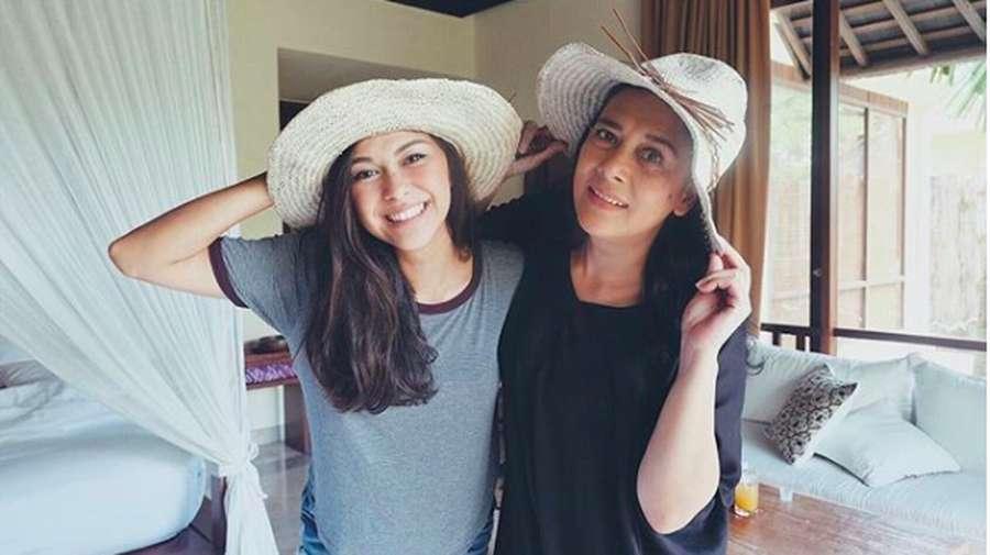 Intip Kebahagiaan Keluarga Nana Mirdad yang Tinggal di Bali