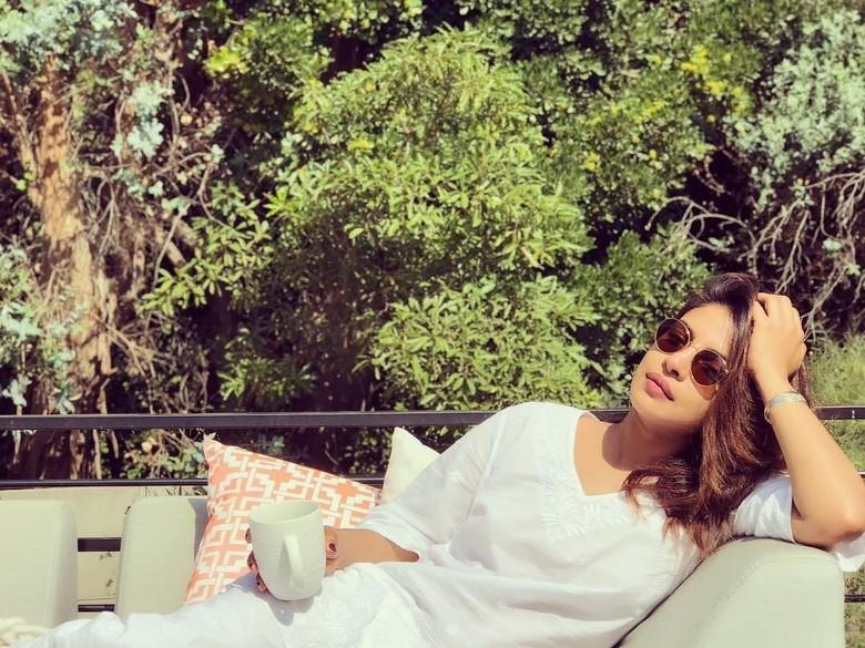 Salman Khan Sambut Kedatangan Priyanka Chopra di Film Bharat
