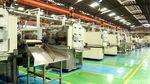 Mengintip Aktivitas Pabrik Pipa di Cibitung