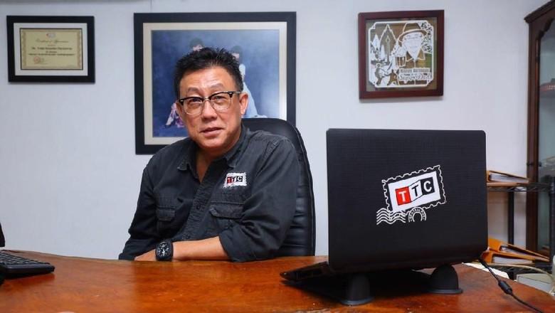 Pengamat Pariwisata Tedjo Iskandar