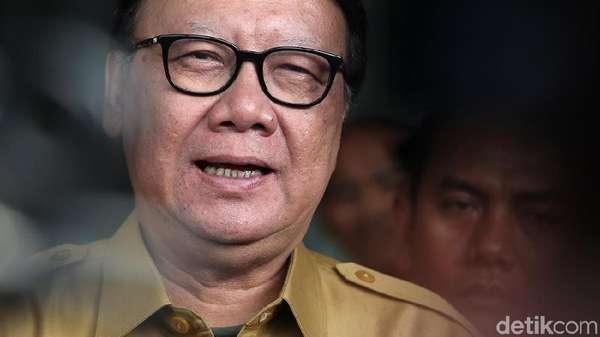 Soal Arahan Berantem Jokowi, Mendagri: Dengar yang Utuh