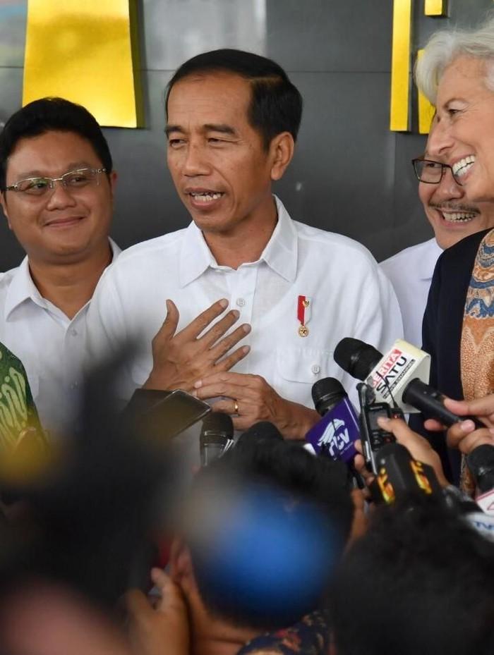 Presiden Jokowi akan menunjuk Kepala BNN hari ini. (Foto: Laily Rachev/Biro Pers Setpres)