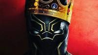 TChalla is the real king. Tapi banyak yang jadi penggemar Erik Stevens aka Killmonger kala merebut takhta TChalla untuk sementara. Foto: ist