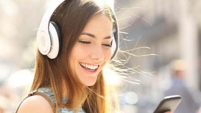 Ilustrasi mendengarkan musik. Foto: ilustrasi/thinkstock
