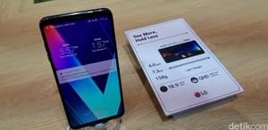 Ponsel Jagoan LG bakal Balikan dengan Layar LCD
