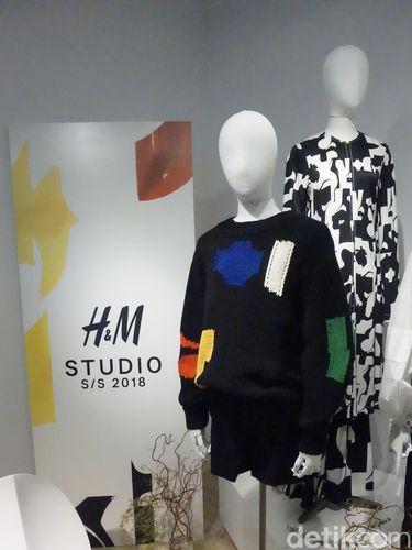 Inspirasi Jepang di Koleksi H&M Studio Terbaru Spring-Summer 2018