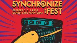 Synchronize Fest 2018 Umumkan 17 Nama Pengisi Tambahan