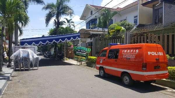 Polisi Kembali Olah TKP Lokasi Tewasnya Eks Wakapolda Sumut