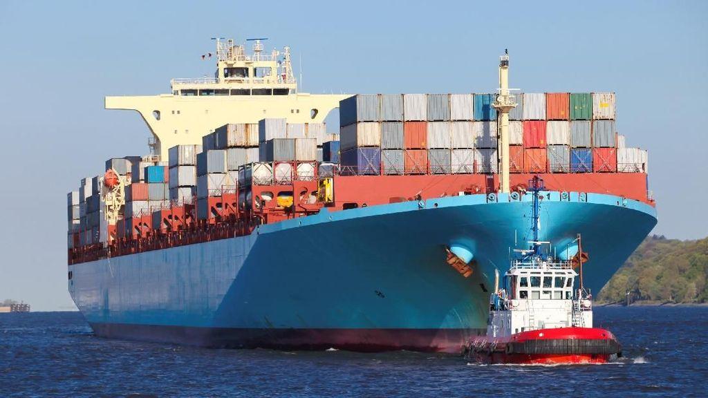 Begini Peran Transportasi Laut buat Genjot Ekonomi Nasional