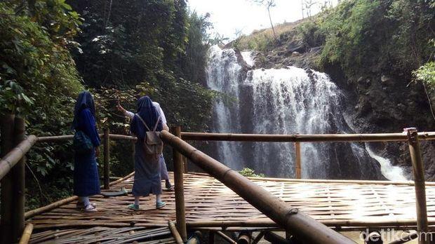 Air Terjun Baru Yang Lagi Naik Daun Di Semarang