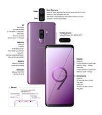 Perbedaan Spesifikasi Samsung Galaxy S9 dan S9+