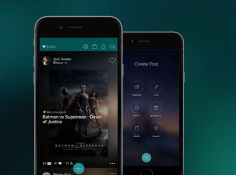 Vero, Aplikasi Baru Penantang Facebook dan Instagram