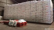 Bulog Bakal Kucurkan 600.000 Ton Beras Sebelum Lebaran