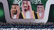 Panglima Angkatan Bersenjata Arab Saudi Dipecat