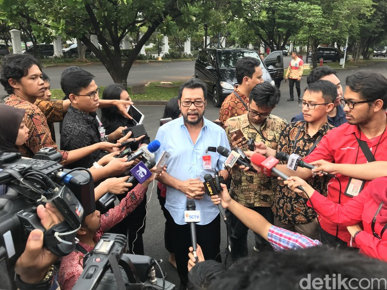 Yorrys: Titiek Kecewa Tak Dapat Jatah Wakil Ketua MPR