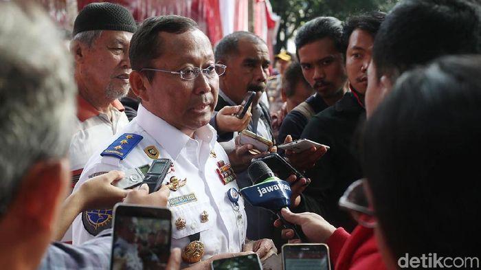 Direktur Jenderal Perhubungan Darat Kemenhub Budi Setiyadi/Foto: Ari Saputra
