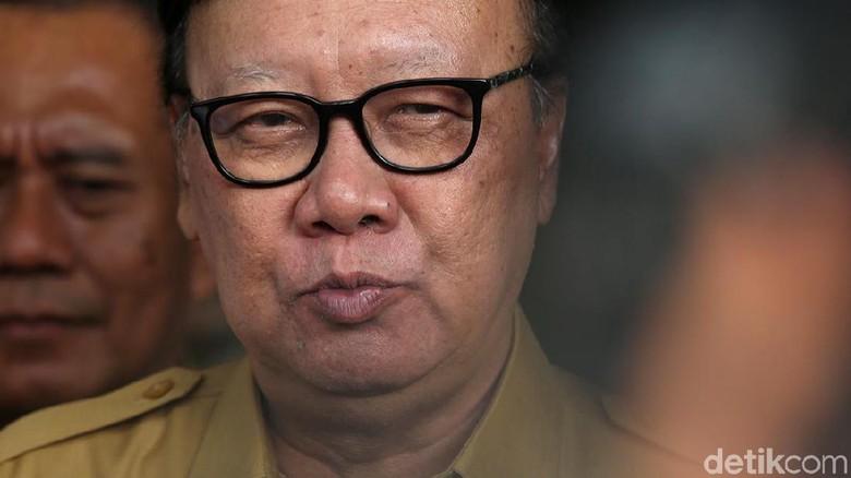 Mendagri Usulkan PKPU untuk Kasus Calon Kepala Daerah Tersangka