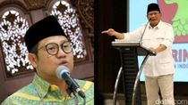 Pertemuan Cak Imin-Prabowo Usung Tema Sabuk Pengaman Kebangsaan
