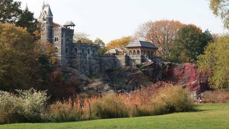 Foto: The Belvedere Castle New York (Central Park)
