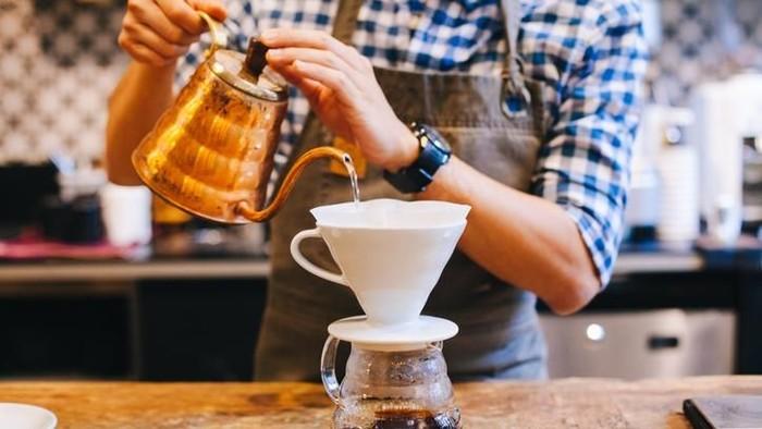 coffee class teknik manual brewing